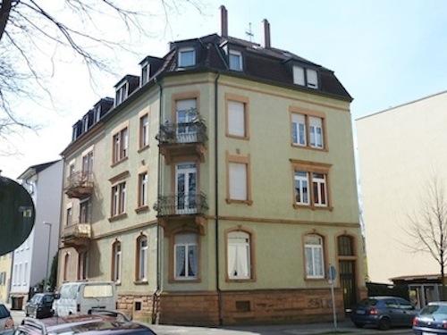 Mehrfamilienhaus Brühl