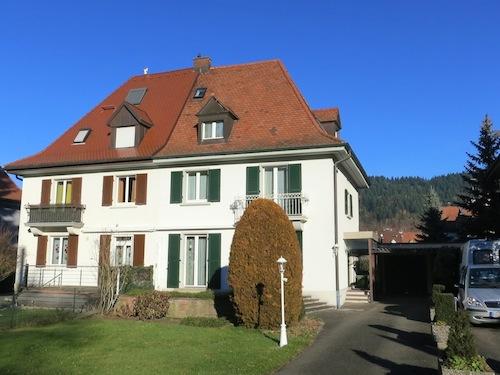 Einfamilienhaus Waldsee